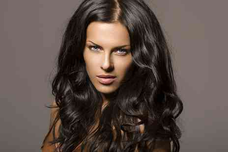 Precision Hair Design - Restyle, Condition, Blow Dry, Full Head of Colour and Optional File and Polish  - Save 67%