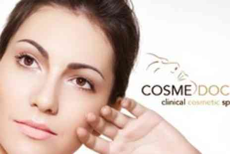 Cosmedoctor - Course of Three 30 Minute Medi Facials - Save 61%