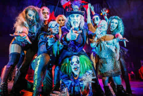 The Circus of Horrors - The Circus of Horrors Ticket - Save 50%