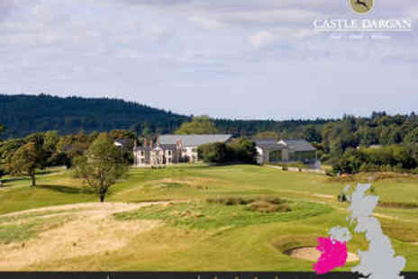 Castle Dargan Hotel - One or Two Nights for Two stay includes breakfast  - Save 0%