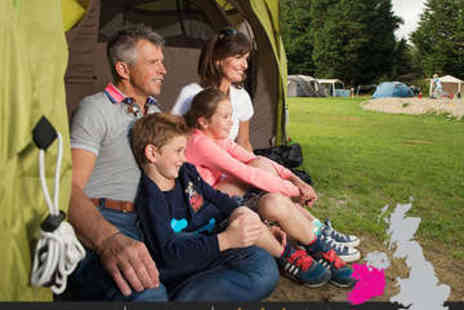 Westport House Caravan & Camping Park - Three Nights Camping Pitch for Two Adults and Two Children