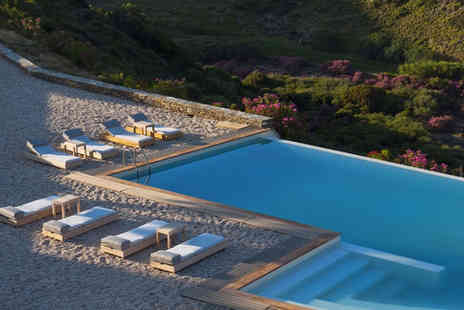 Aegea Blue -  Seven nights Stay in a Suite With Sea View - Save 58%