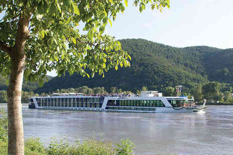 Ama Dolce River Cruise - Seven nights stay in a Cat A Violin Deck with French Balcony - Save 43%