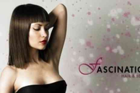 Fascination Hair and Beauty - Haircut With Conditioning Mask and Head Massage - Save 63%