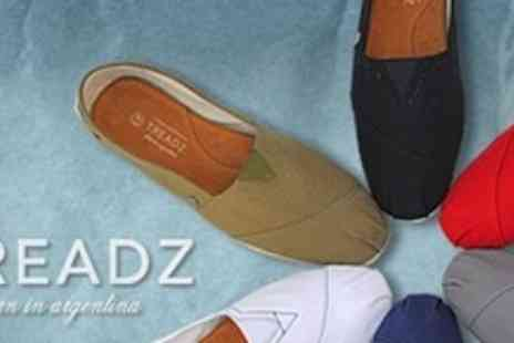 Treadz - Towards Handmade Alpargatas Style Shoes - Save 60%