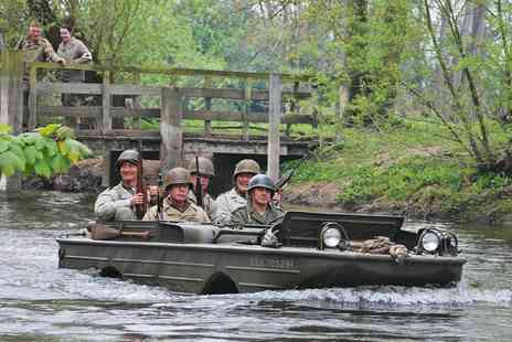 Mapledurham House - Entry to Mapledurham House WWII Re Enactment for Two - Save 50%