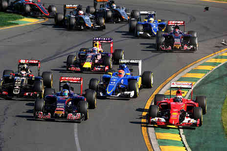 Independent World Choice Holidays - Four nights long haul city break and ticket to your choice of five worldwide F1 Grand Prix races - Save 0%