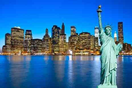 Jetline Travel - Eight nights trip to New York, Las Vegas and San Francisco including flights and accommodation - Save 32%