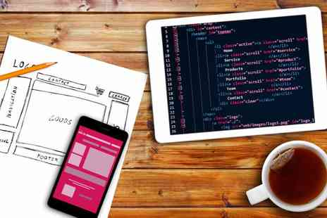 Skillsology - Online web design course   - Save 43%