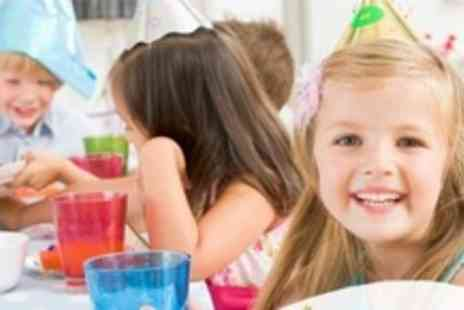 Bijou - Children's Party For Ten With Buffet and Party Bag Each - Save 60%