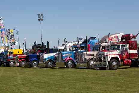Truckfest North West - Truckfest North West Day Ticket On 17 to 18 September  - Save 0%