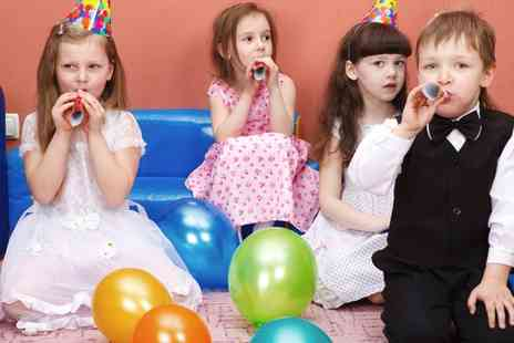 Ki Kis  - Pamper Party Package for Up to Eight Kids with Optional Exclusive Party Venue Hire  - Save 0%