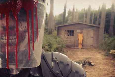 Combat Paintball - Zombie Themed Paintball Experience For Two - Save 70%