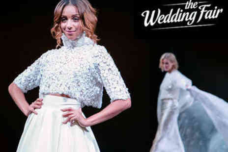 EventCity - The North West Wedding Fair Two Tickets - Save 44%