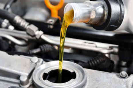 M60 Autos - 50 Point Car Service with Oil and Filter Change - Save 0%