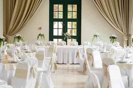 Creative Venue Styling - Wedding decor package for up to 100 guests  - Save 79%