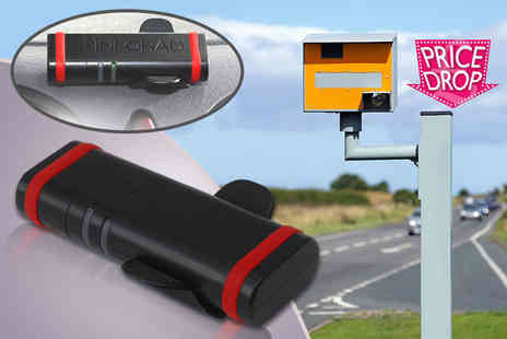 Electronics and Gadgets Direct -  K3 in car GPS speed camera detector  - Save 58%