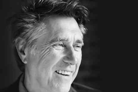 Live Promotions Events - Bryan Ferry Ticket on 11 June - Save 0%