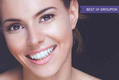 Smile Science Harley Street - LED Teeth Whitening Treatment with Consultation - Save 80%