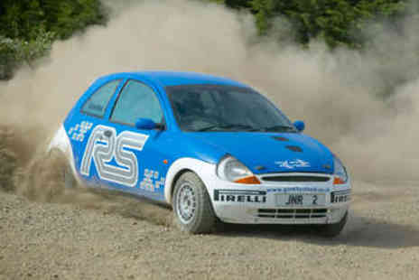 Chris Birkbeck Rally School - Half Day Junior Rally Driving School - Save 30%
