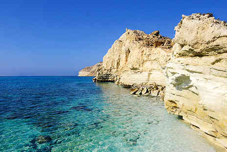 Columbia Beachothel  - Fall in love on the wonderful Bay of Pissouri. - Save 31%