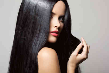 Mint Hair Boutique - Brazilian keratin blow dry treatment  - Save 68%