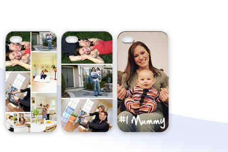 Discount Photo Prints - Personalised collage phone case   - Save 83%