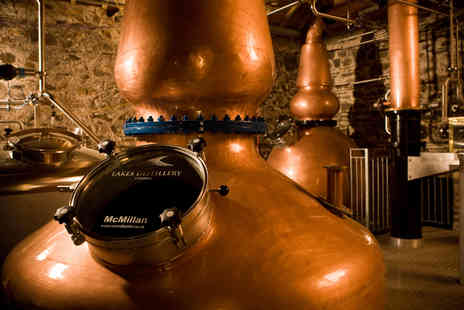 The Lakes Distillery - Distillery tour for two  - Save 50%