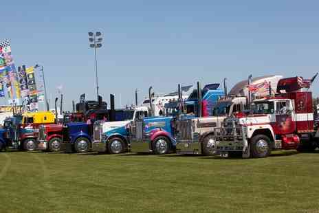 Truckfest South East - Truckfest South East Day Ticket on 3 to 4 September - Save 0%