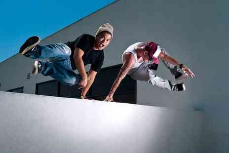 Jigsaw Dance Company - Two Parkour Classes for One or Two Children - Save 0%