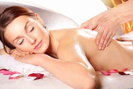 Inner Beauty - Decleor Back, Neck and Shoulder Massage or Muscle Melt Moroccan Massage - Save 46%