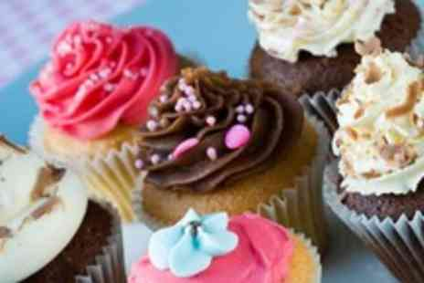The Textile Workshop - Two hour cupcake or cake pop decorating class inc. materials & refreshments - Save 73%