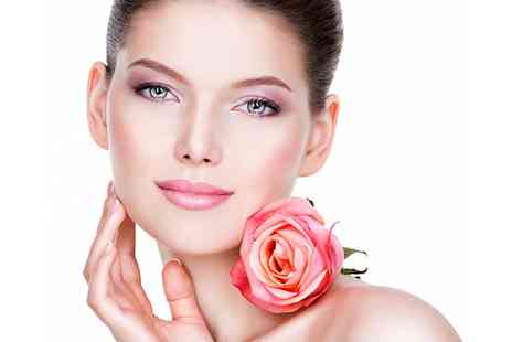 Rose - Oxygen Facial - Save 53%
