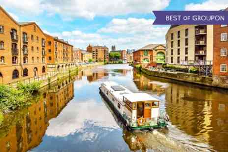 Britannia Leeds Hotel - One or Two Nights Stay For Two With Breakfast, Dinner and Wine - Save 0%