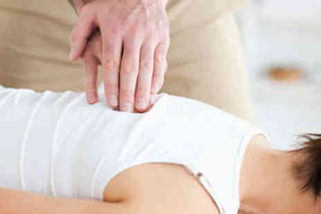 Harmonic Osteopathy - Hour Long Harmonic Massage - Save 75%