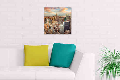"Discount Photo Prints - 10"" x 10"" single image framed canvas print - Save 91%"