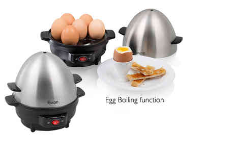 Swan Products - Swan egg boiler and poacher   - Save 57%