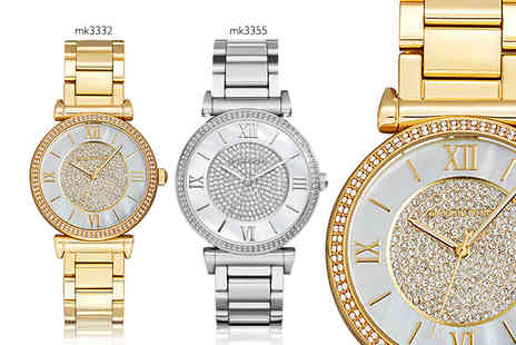 Class-Watches - Ladies Michael Kors watch  - Save 40%