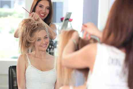 All About You Hair & Beauty Salon - Wash, Cut, Finish and a Conditioning Treatment - Save 0%