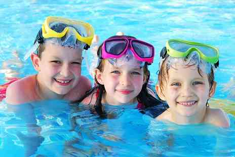 Montsaye Community Sports Centre - Childrens Swimming Party for Up to 30 Guests -  Save 59%