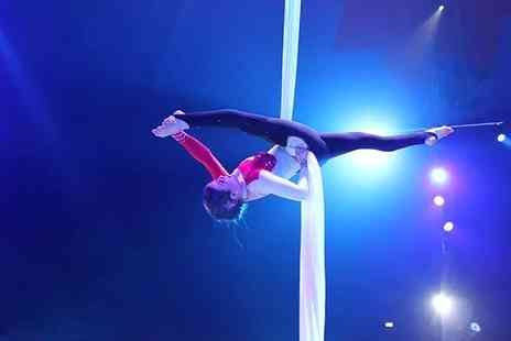 Circus Ginnett - Circus Ginnett Ticket on 20 to 24 April - Save 50%