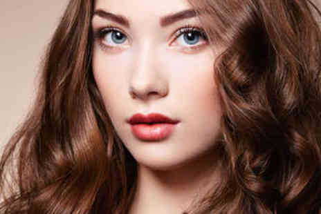 VIP Lounge - Haircut and Finish with Conditioning Treatment - Save 47%