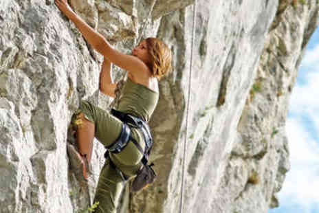 Extreme Ventures  - Outdoor Rock Climbing Experience - Save 67%