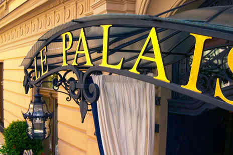 le palais art hotel  - A temple of art and luxury in one of Europes most stunning cities - Save 43%