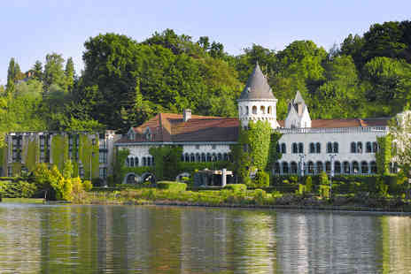 Martins Chateau du Lac  - A fairytale chateau and five star luxury within half an hour of Brussels. - Save 45%