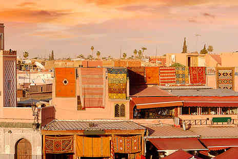 Dar Grawa - A symphony of tranquil luxury in bustling Marrakech. - Save 52%