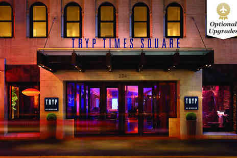 Tryp New York Times Square - Five nights Stay in a Deluxe Queen Room - Save 0%