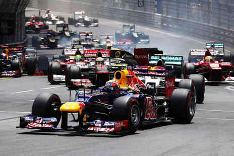 Monaco Grand Prix - Three nights Stay in a Classic Double Room - Save 0%