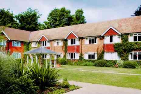 The Lismoyne Hotel - Hampshire Stay with Breakfast & Cream Tea - Save 62%