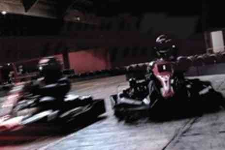 TeamSport - Two 15 minute go karting sessions at the Crawley track - Save 51%